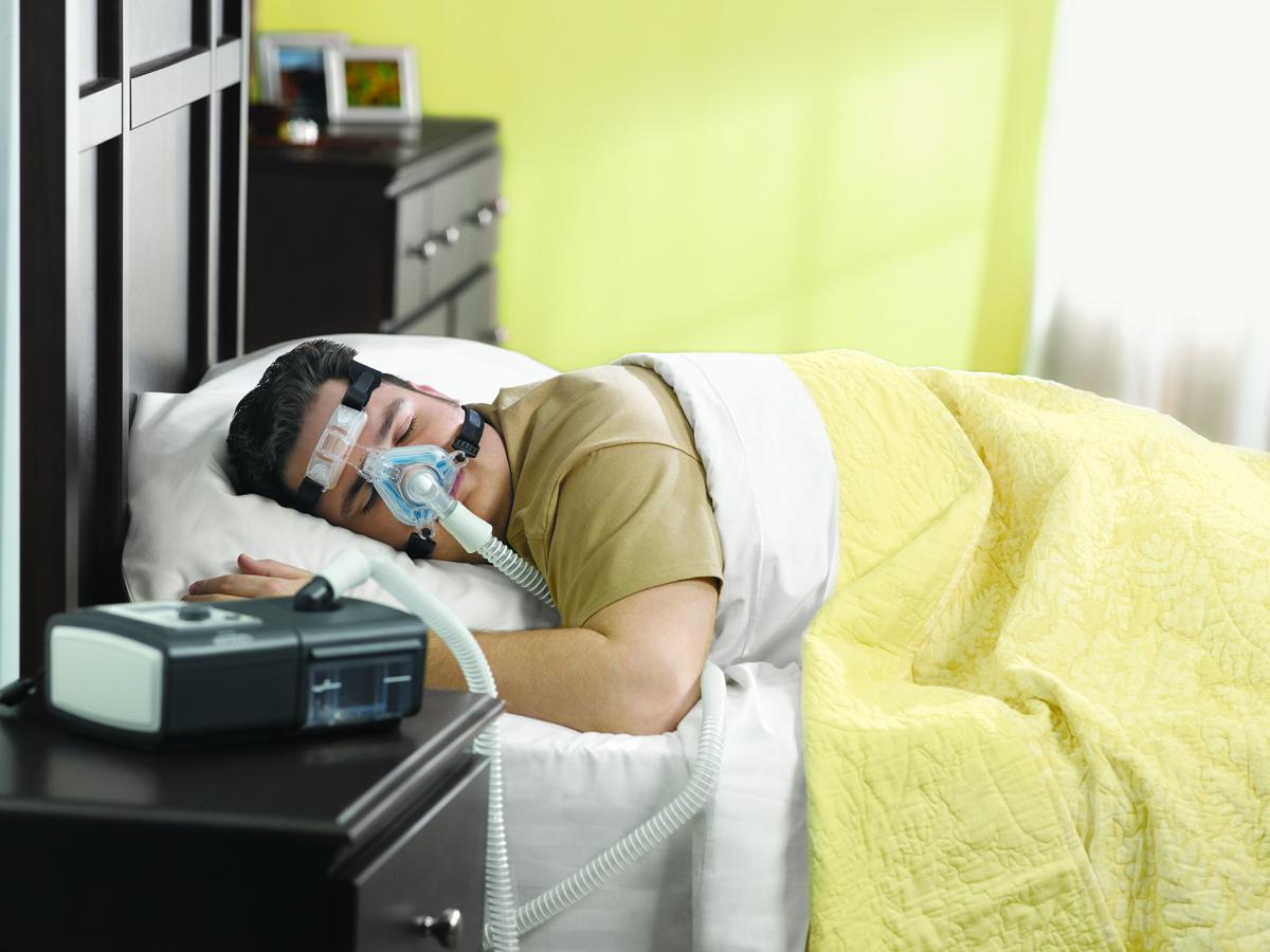 Az alvási apnoe kezelése
